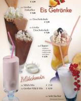 Eis Getränke
