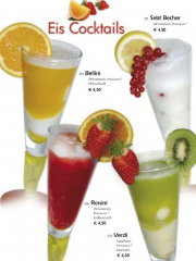 Eis Cocktails