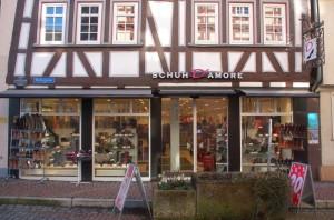 Schuh D'Amore - Grünberg